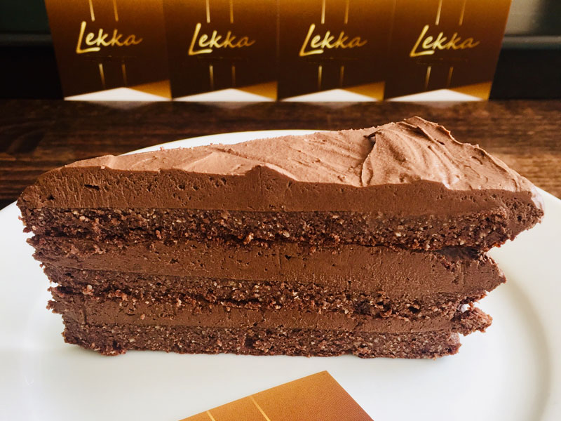 Chocolate Shock Torte